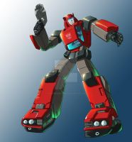 Cliffjumper - Commission by GrungeWerXshop
