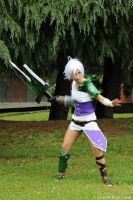 Riven_the Exile by FairyScarlet