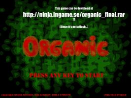 Gamejam: Organic by Erry