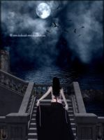 Stairs.. by 666-darkinside-666