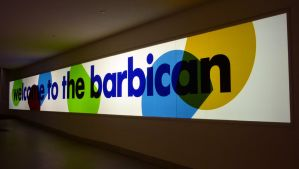 Welcome to the Barbican by ggeudraco