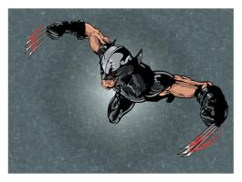 x force wolverine by orcsan