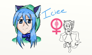 Ice is a gurl by Espeh