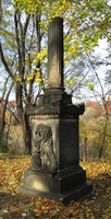 Toronto - Cemetery of St. James III by Ammoniite