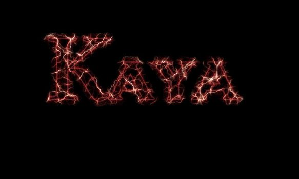 Kaya by CrystallineFlame