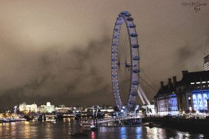 London Eye by CiindyCore
