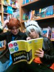 2 morons + an algebra book by lovepastatodeath