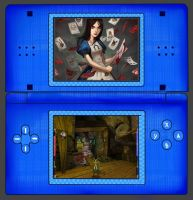 American mcgee's alice ds by ghostamy101