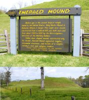 Emerald Mound Site by deviantmike423