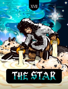 The Star Tarot by LadyChilla
