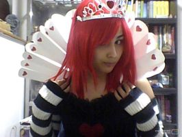 Queen Of Hearts Costume by LauEspi97