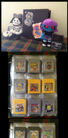 Game Boy Collection by NuclearMime