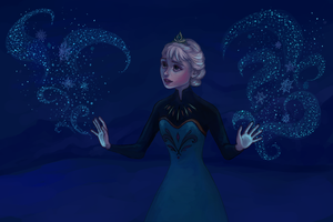 Let It Go by inorheona