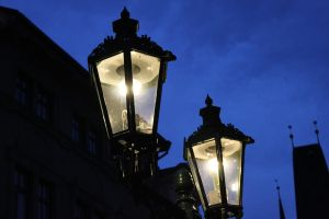 Street lamps by mysterious-emerald