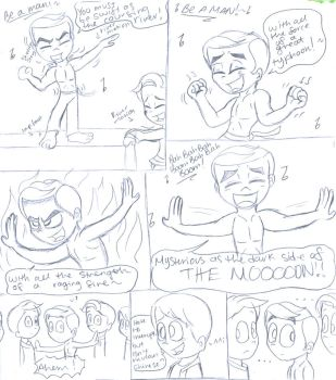Kurt's an Issue: Sam pg.58 by LillyCrystal