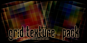 Grid texture - Pack by lo-scrigno-di-connie