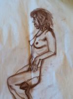 Figure Study 1 by Enseethis