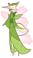 Matcha Fakemon Redesign by Aetherium-Aeon