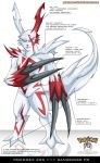 Pokedex 335 - Zangoose FR by Pokemon-FR
