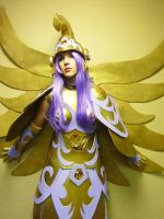 Athena 2 by Nightmare-Lust