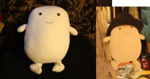 Adipose for KentQuazer by moordred-fangirl