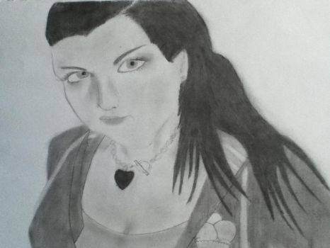 Amy Lee by demturkeys