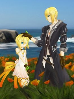 Edna and Eizen: Life and Death by Bcpupu