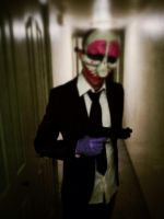 My Payday 2 Hoxton Cosplay #2 by trickytreater
