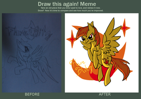 Draw This Again Meme by Brookreed