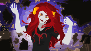ARADIA DOES A THING by Suiraitei