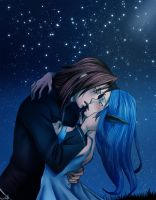 .Passionate Embrace. by Kairi-H