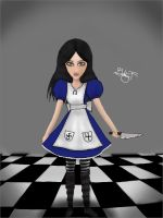 Alice Madness Returns! by fictionaloutcomes