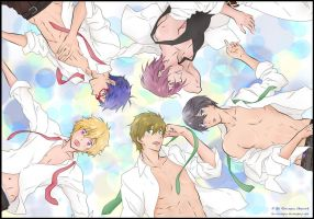 Splash Free! by La-cruciatus