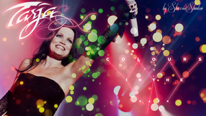 Tarja - Colours In The Dark by SharrieShadow