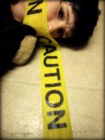 Izaya: Caution by OfficerLollipop