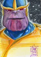 Thanos by idirt