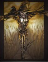 SCARECROW by LabrenzInk