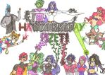 HAPPY BIRTHDAY PIZET!!! FAN-ART!!! by AASMITH1294