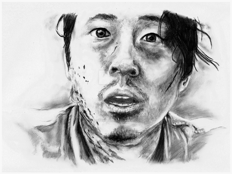 Glenn | The Walking Dead by bostonstage