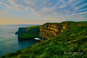 Cliffs of Moher 2 by 1shotaway