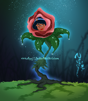 Jasmine as a Rose by Nippy13