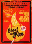 Mpawula: Start The Fire poster by yorkey-sa
