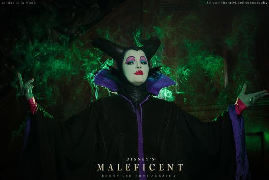 I Shall Bestow A Gift On The Child - Maleficent by Benny-Lee
