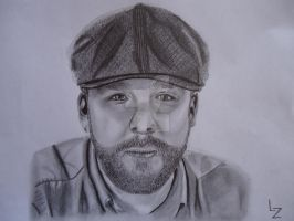 Alex Clare by Lauloe