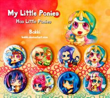 My little button by bakki