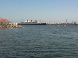 Queen Mary in Long Beach, CA by Kasuto-Productions