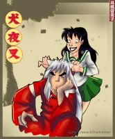 my inuyasha by twinsister