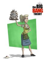 The Big Bang Theory 3 by OtisFrampton