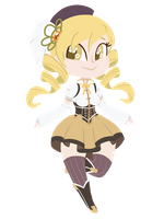 Mami Tomoe by Bunbubsss