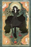 Death from the Endless, Sandman series by yienyien